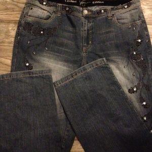 Venezia Jeans - *Limited Edition Jeans reflect Midnight sparkle!!*